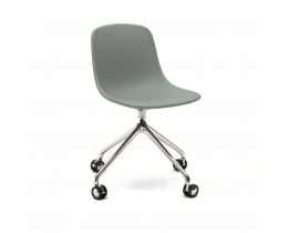 Infiniti Pure Loop Swivel Upholstered with Castors Bürostuhl