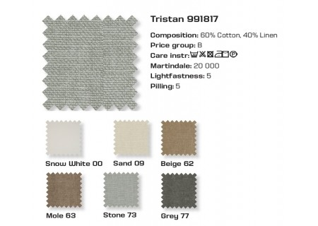 Farben Stoff Tristan PGB